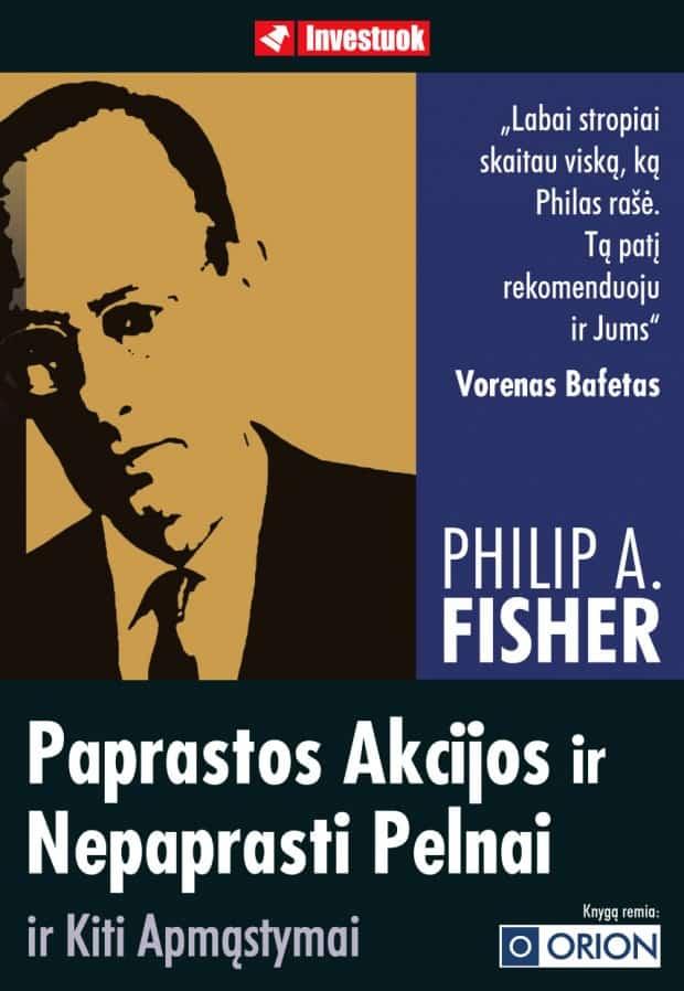 Paprastos akcijos ir nepaprasto pelnai P_Ficher